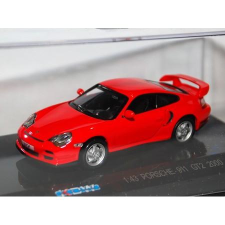 Автомодель Porsche 911 (996) GT2 2000