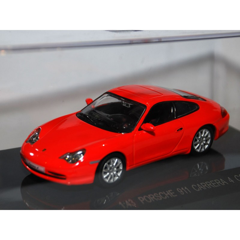 Porsche 911 (996) Carrera 4 Coupe 2001
