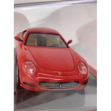 Автомодель Altaya Ferrari 612 Scaglietti
