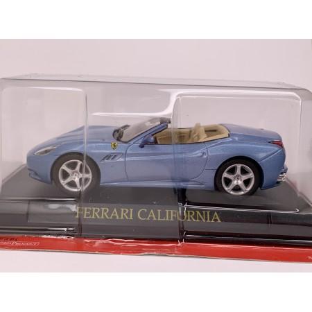 Автомодель Altaya Ferrari California