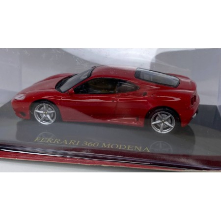 Автомодель Altaya Ferrari 360 Modena