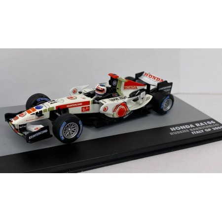 Автомодель Altaya Honda RA106 #11 Italy GP F1 2006