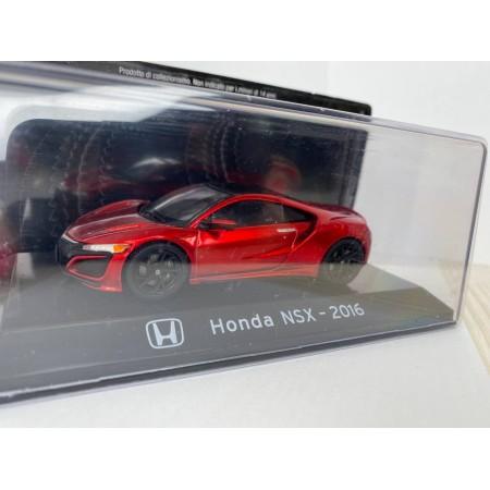 Автомодель Altaya Honda NSX 2016