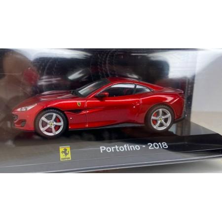 Автомодель Altaya Ferrari Portofino 2018