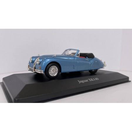 Автомодель Atlas Jaguar XK140 Roadster 1957