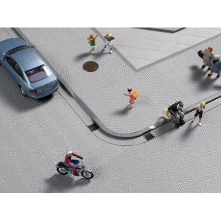 Комплект для создания тротуара Auhagen 42656