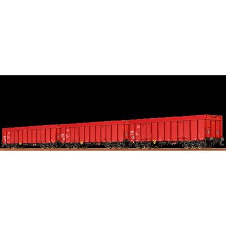 Набор товарных вагонов Brawa 48504