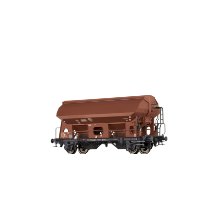 Крытый грузовой вагон 1000 D1 SNCB Brawa 49517
