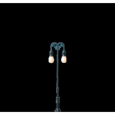 Парковый фонарь Pin-Socket with LED Brawa 84036