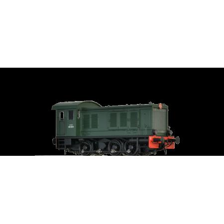 Дизельный тепловоз серии 030 DB-9  SNCF Brawa 41624