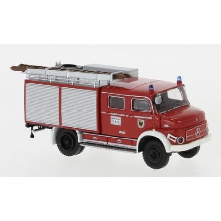 Автомодель Mercedes LAF 1113 TLF 16 Пожарная бригада Дортмунда 1972 Brekina 94729