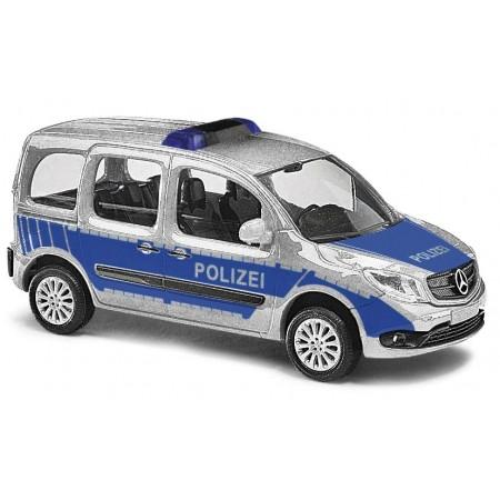 "Модель Mercedes-Benz Citan ""Полиция"" Busch 50658"