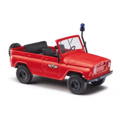 Модель УАЗ 469 без крыши Busch 52103