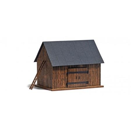 Деревянный сарай Busch 1500