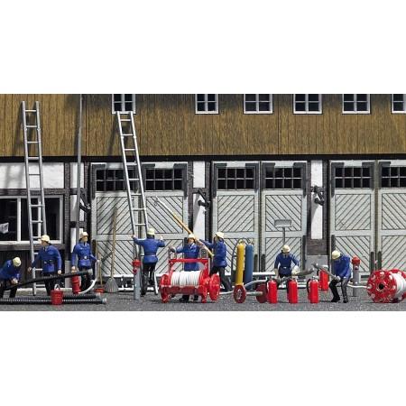 Основное оборудование пожарной охраны Busch 1076