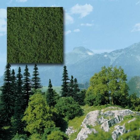 Имитация листвы весенняя зеленая Busch 7311