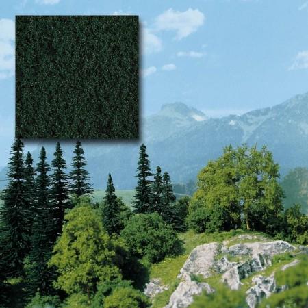 Имитация листвы темно-зеленая Busch 7313