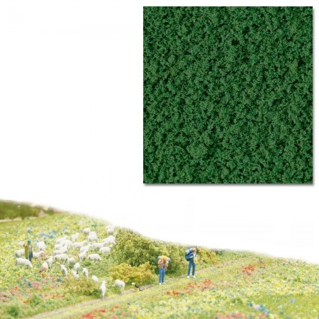 Имитация листвы темно-зеленая Busch 7333