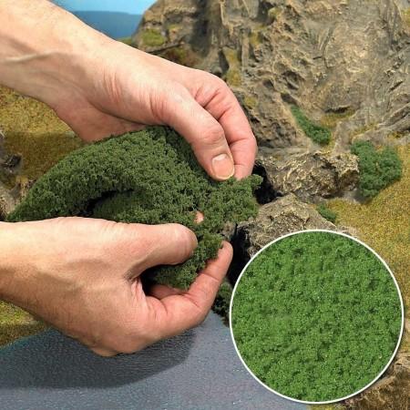 Имитация листвы весенняя зеленая Busch 7341