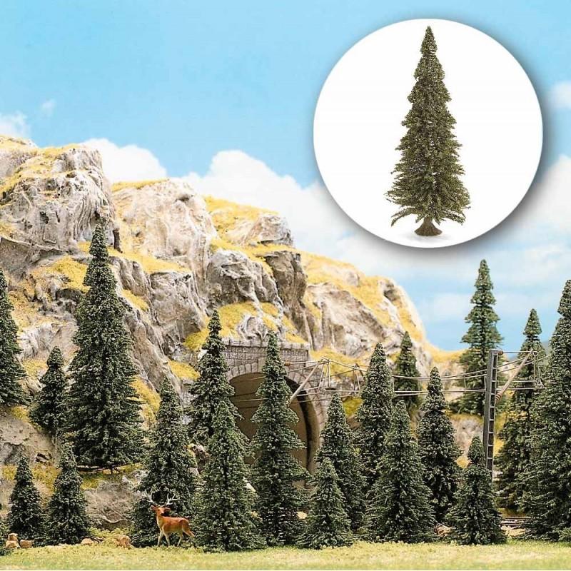 Набор сосновых деревьев с корнями 20 штук Busch 6476