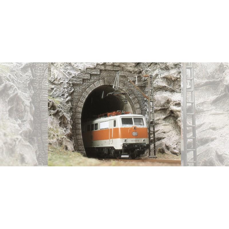 Туннельный портал Busch 7024