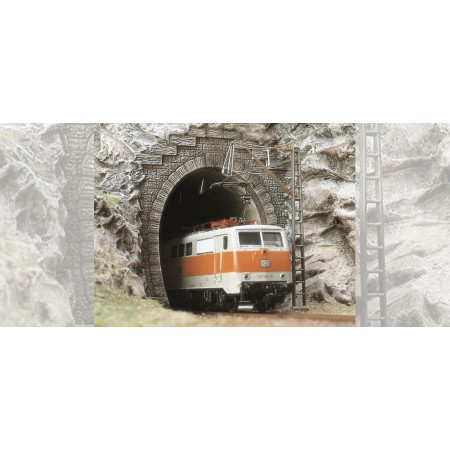 Туннельный портал Busch 7026