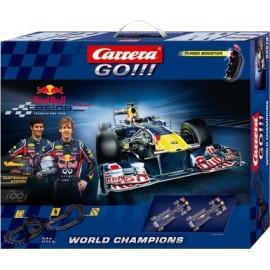 Набор Carrera Go Гоночный трек F1 World Champions 62278