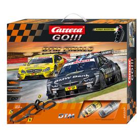 Набор Carrera Go Гоночный трек DTM Finals 62330