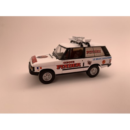 Автомодель Land Rover Range Rover