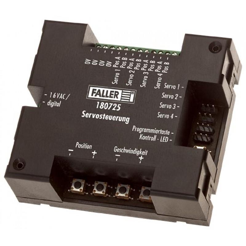 Модуль для управления сервоприводами Faller 180725