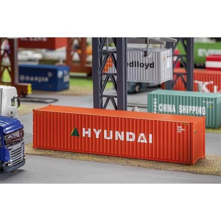 40-футовый контейнер Hi-Cube HYUNDAI Faller 180849