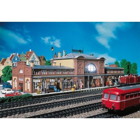 Вокзал Миттельштадт Faller 110115