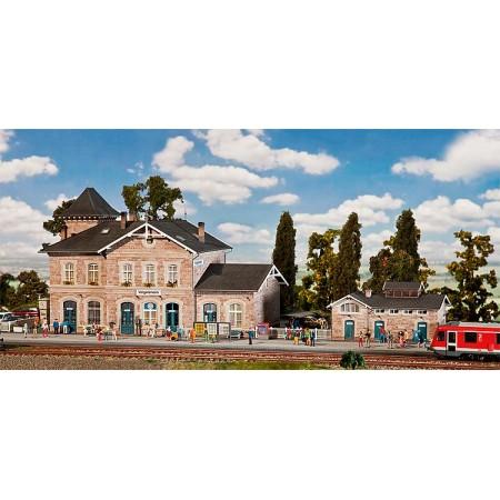Железнодорожный вокзал Вольгельсхайм Faller 110121