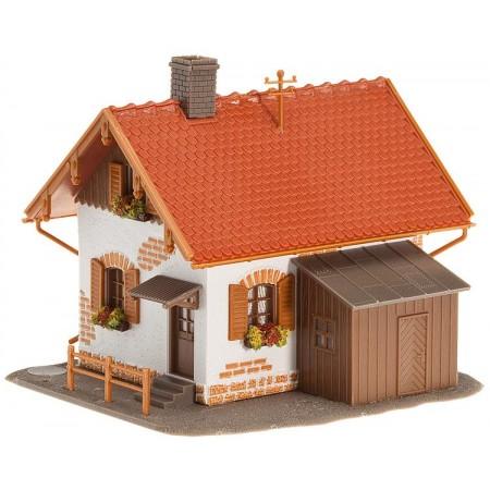 Дом путевого инспектора Faller 120130