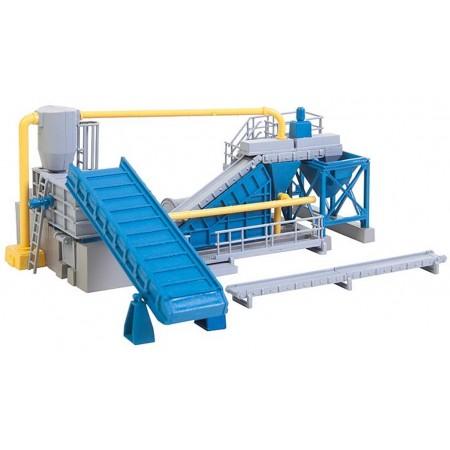 Пресс/измельчитель для металлолома Faller 130186