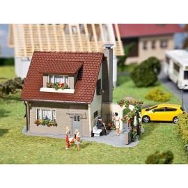 Колониальный дом Faller 131243