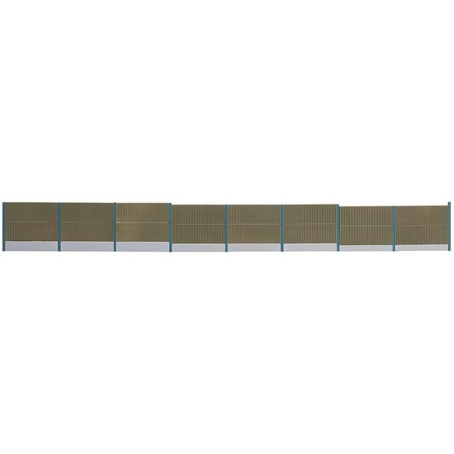 Шумоизоляционная стена Faller 180420