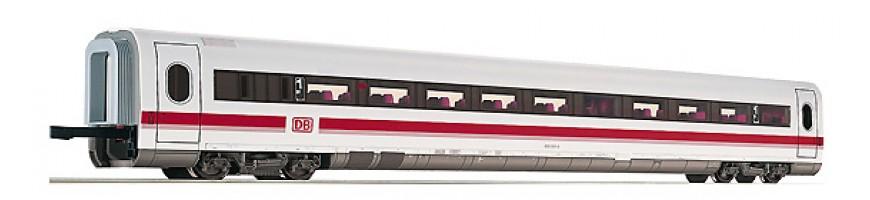 Пассажирские вагоны
