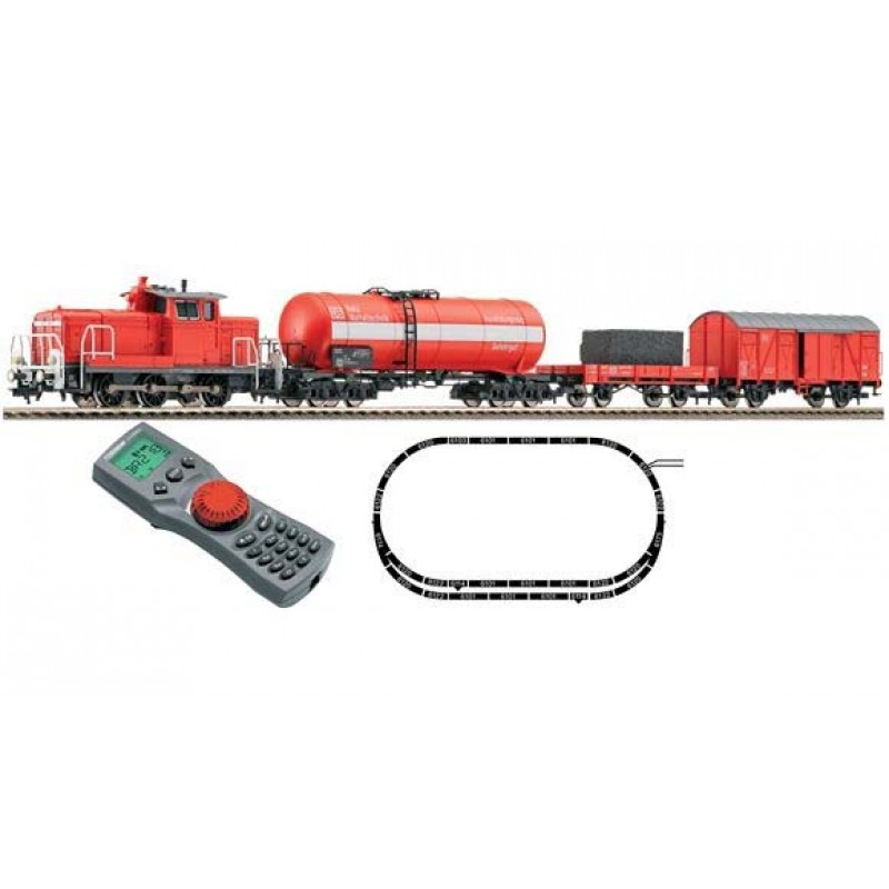 Стартовый набор Пожарный поезд Fleischmann 631282
