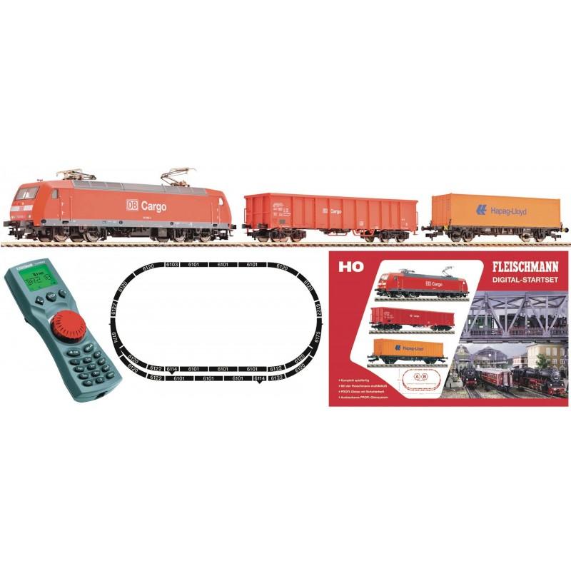 Стартовый набор Грузовой поезд Fleischmann 631385