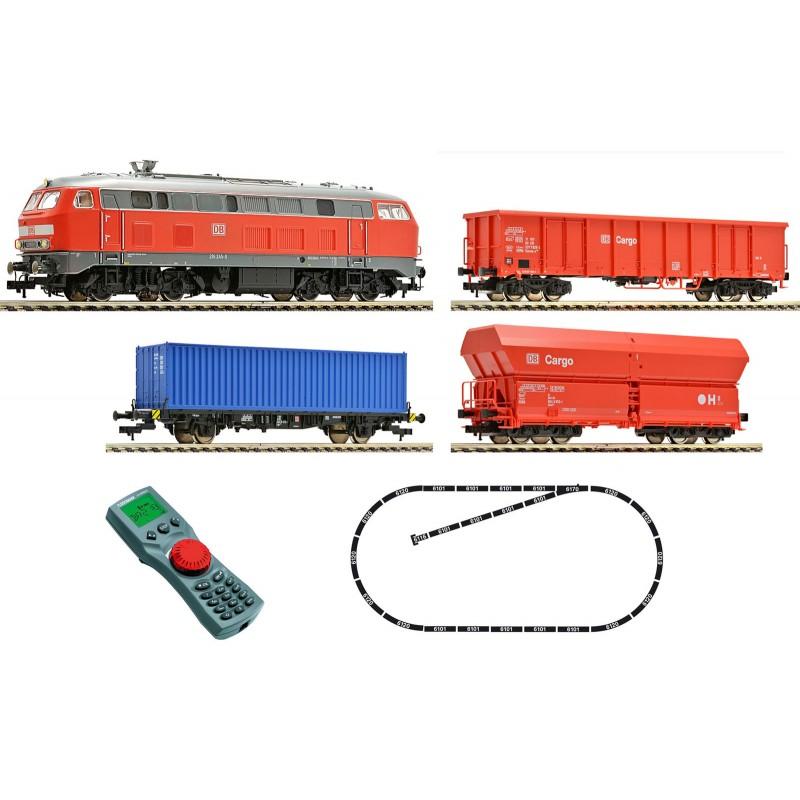 Стартовый набор Грузовой поезд Fleischmann 631403