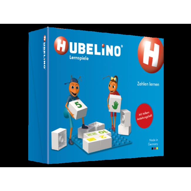 Детский конструктор Изучаем цифры Hubelino 410009