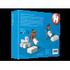 Детский конструктор Учимся считать Hubelino 410078