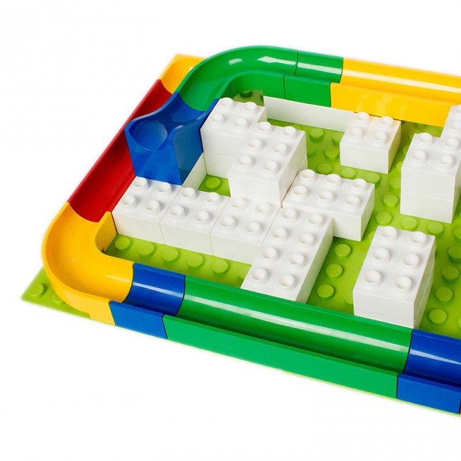 Детский конструктор Basic Building Kit Hubelino 420008