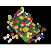 Детский конструктор Big Building Box Hubelino 420183