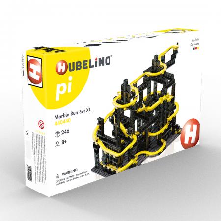 Детский конструктор Marble Run Set XL Hubelino 440440