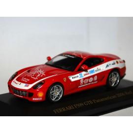 Автомодель Ixo Ferrari F599 GTB Panamerica