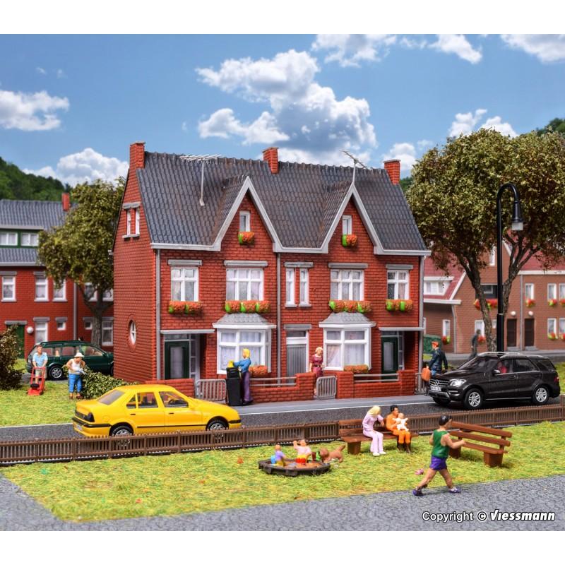 Городской дом Kibri 38323