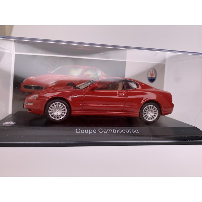 Автомодель Leo Models Maserati Coupe Cambiocorsa 2002