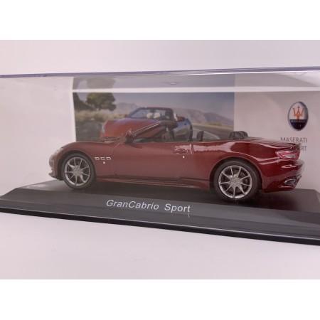 Автомодель Leo Models Maserati GranCabrio Sport